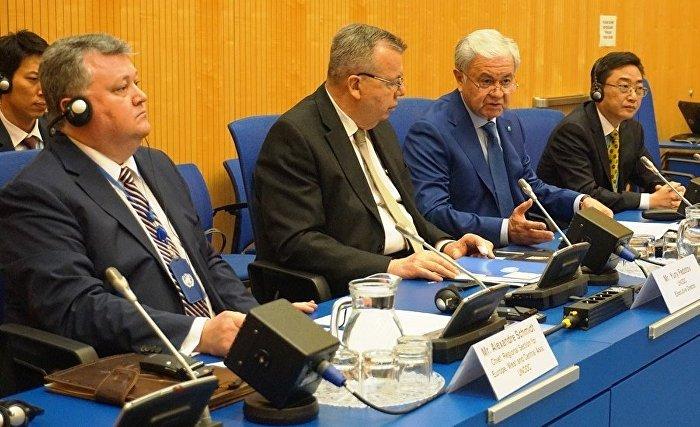 Cпециальное мероприятие высокого уровня под названием «ООН и ШОС в борьбе против наркотиков: новые угрозы, совместные действия»