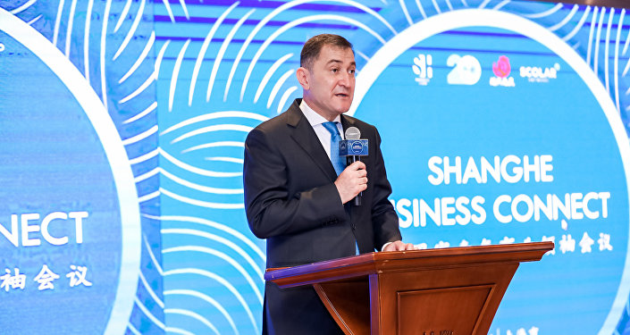 Первая расширенная бизнес-встреча «Shanghe Business Connect»